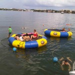 Caribbean Spirit on water activities boat tours