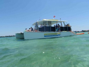 Tranquility sailing charters