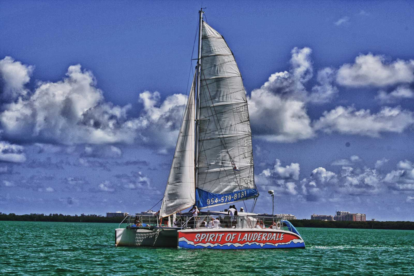 Private Boat Charters Fort Lauderdale Come Sail Awaysailing Miami Yacht Cruise
