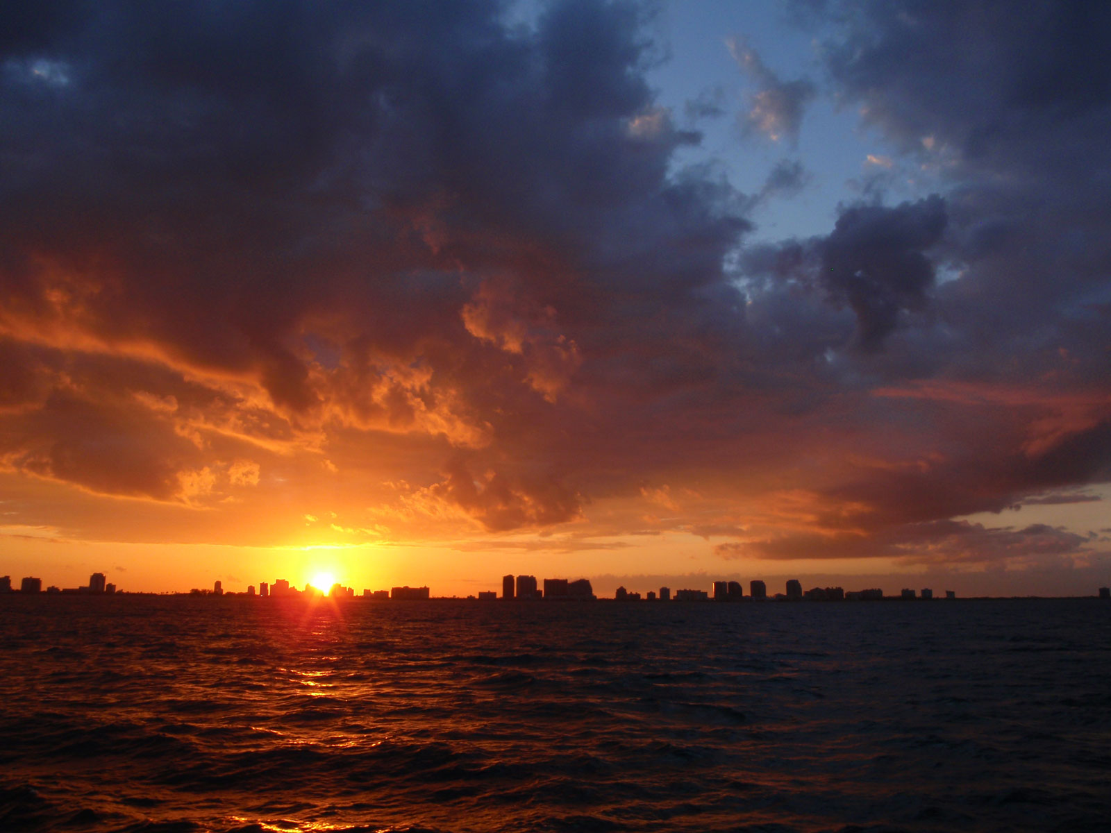 Fort Lauderdale Charters Cast Away the Day Sunset ...