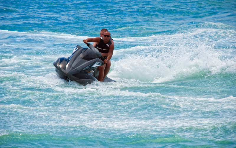 South Beach Jet Ski Als