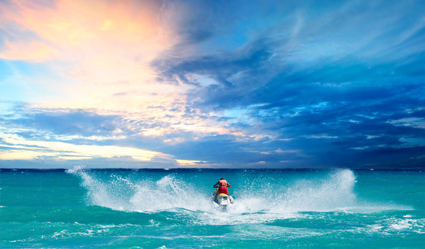 Jet Ski In Miami Beach And Other Water Adventuressailing