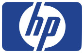 HP Logo big blue