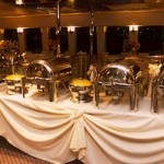 111- foot Austal dining food