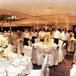 111- foot Austal dining room staff