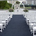 111- foot Austal wedding area