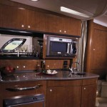 33-foot-SeaRay-Sundancer-kitchen furniture