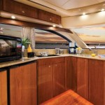 42-foot meridian yacht kitchen