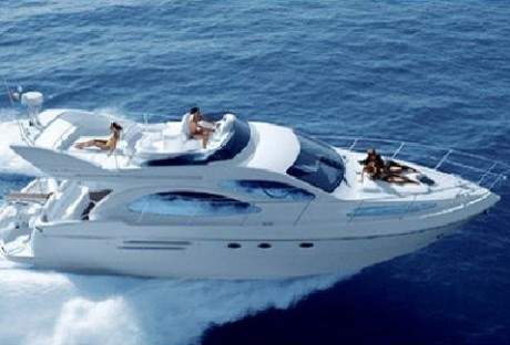 46-foot-Azimut-side view