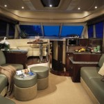 52-foot-Searay-Sedan-Bridge-inside furniture