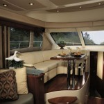 52-foot-Searay-Sedan-Bridge-furniture