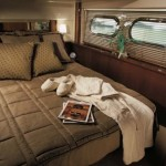 52-foot-Searay-Sedan-Bridge-bed bedroom