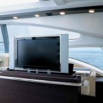 68-foot Azimut 68S television