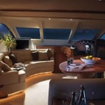 72-foot Sunseeker Manhattan inside interior
