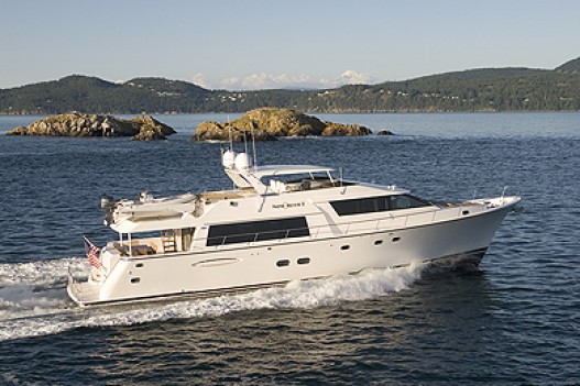 motor yacht pacific
