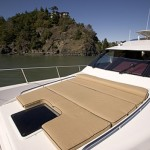 85-foot pacific mariner front sun tan space