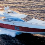 86- foot Azimut 86s side view