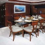 92-foot Hatteras table