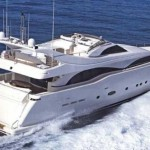 94 – Foot Ferretti side view